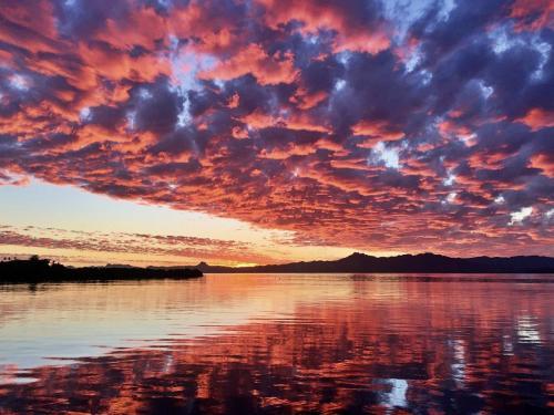 Sunset at Savusavu