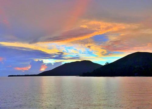 Sunset at Nabukeru