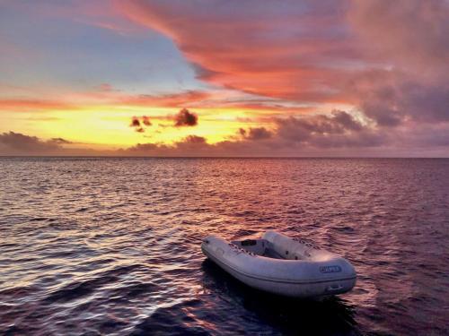 A Fabulous Fiji Sunset